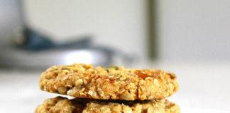 Przepis na ciastka owsiane - jak zrobić domowe ciasteczka owsiane?