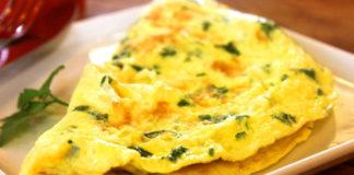 Przepis na omlet - jak zrobić dobry omlet?